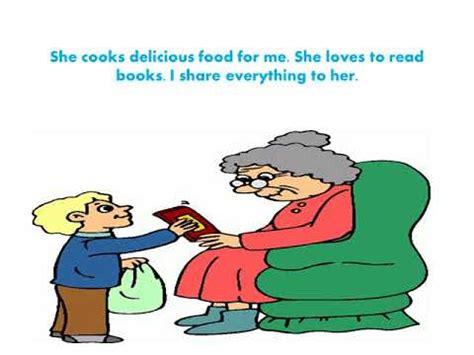 Grandparents Essay Examples Kibin